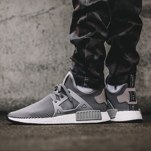 adidas SNEAKERS NMD Xr1 BY9924 Black UK 8.5