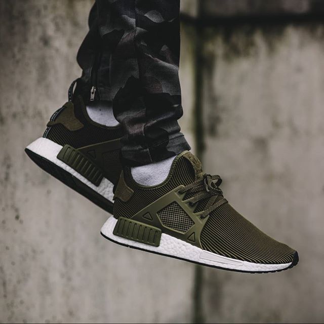 Now Available: adidas NMD XR1 Primeknit