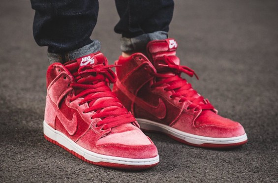 Now Available  Nike SB Dunk High