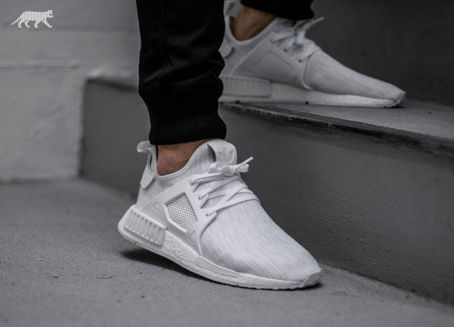 Adidas Originals Womens NMD XR1 PK in White BB3684 Solestop