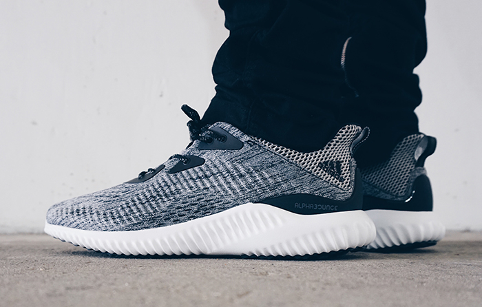Now Available  adidas AlphaBounce EM