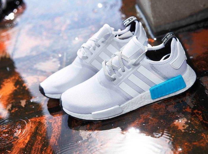 Adidas Nmd R1 Cyan