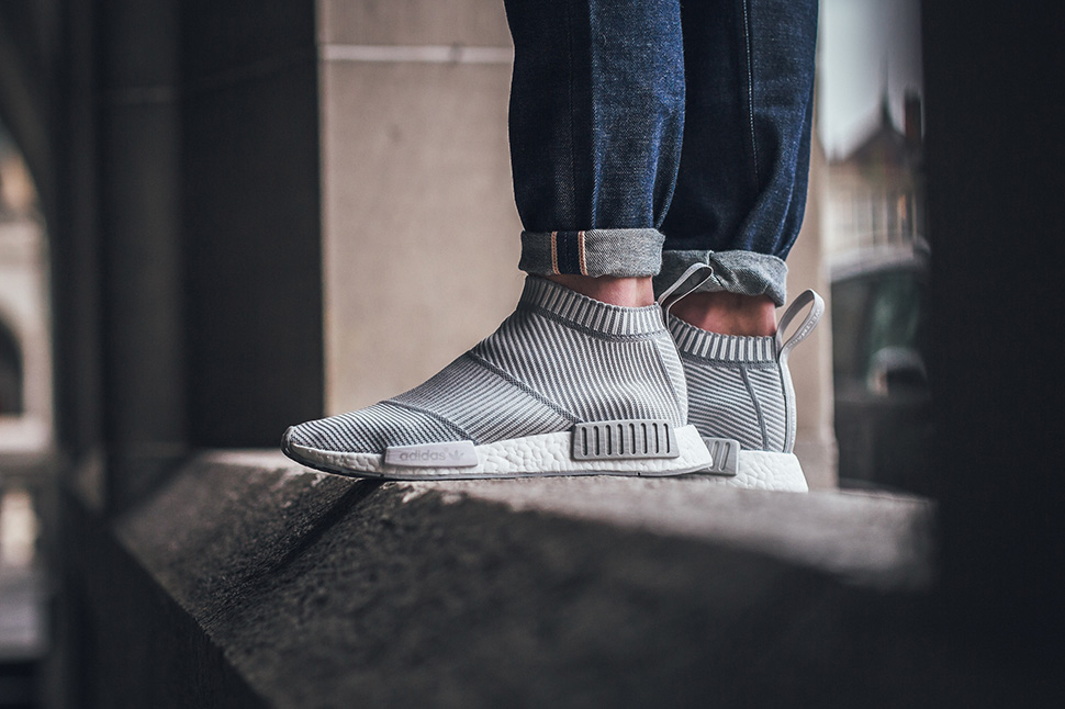 reputable site bc257 2eac7 Restock: adidas NMD City Sock
