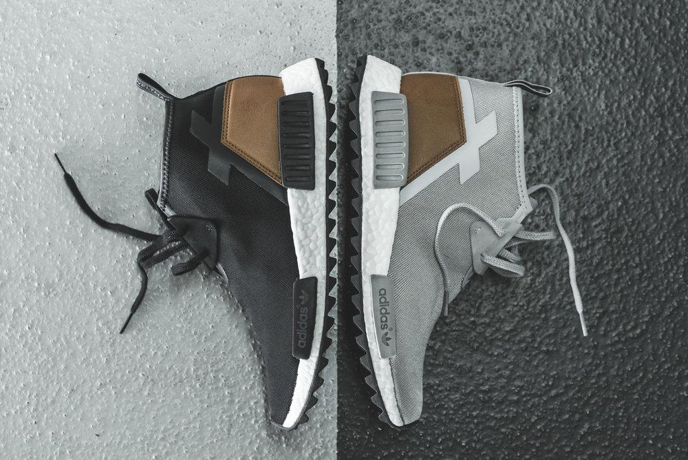 Adidas NMD R1 Primeknit Zebra REVIEW/ON FOOT