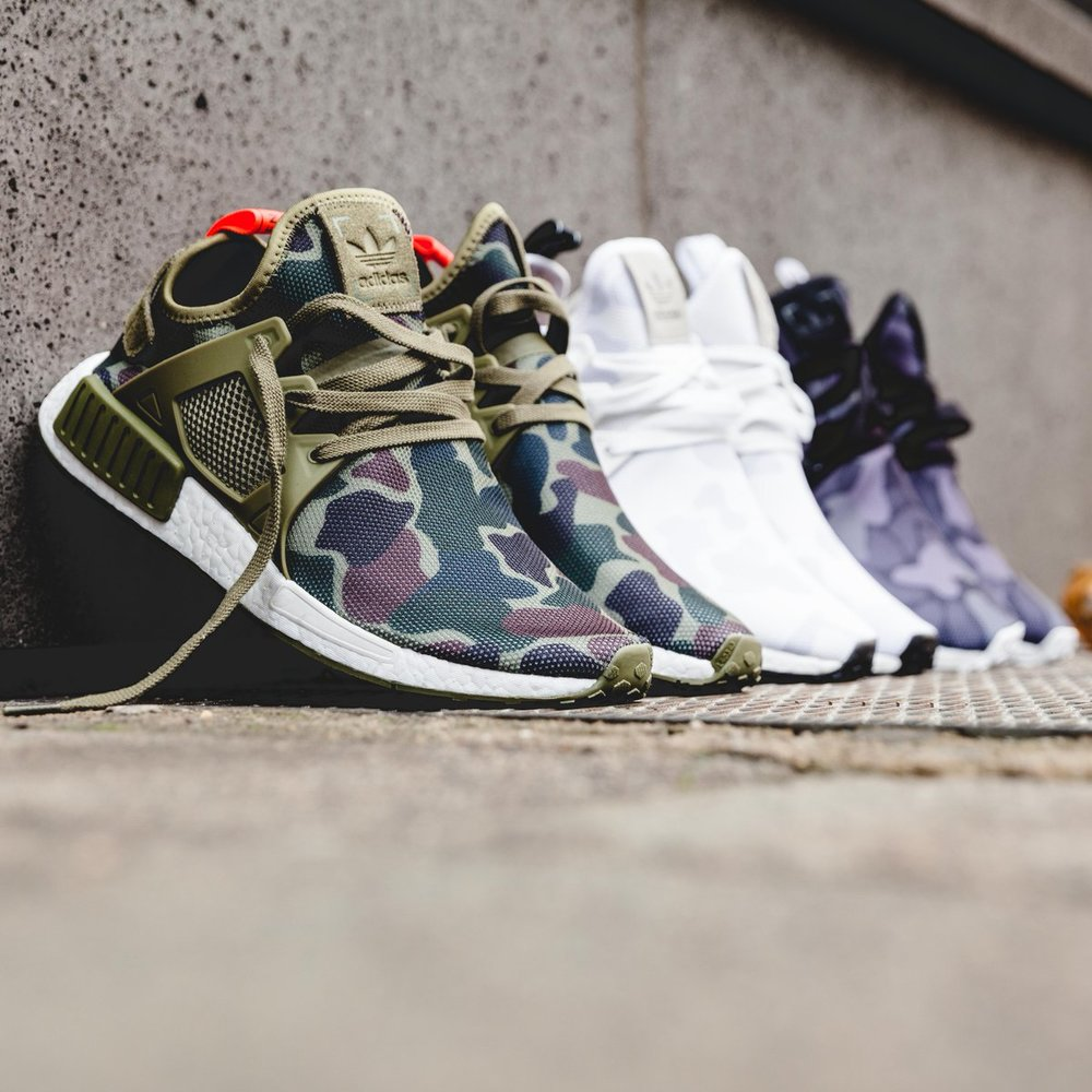online store 2e825 7f00c The Cheap Adidas NMD XR1 Is Launching in Duck Camo Cheap