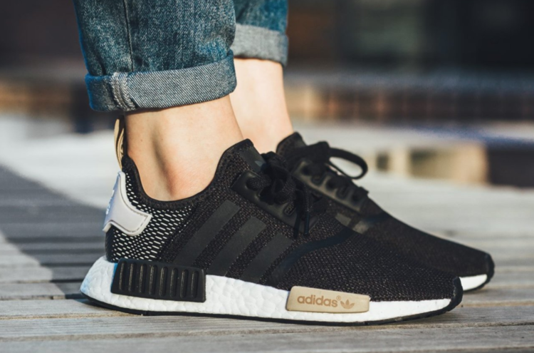 Adidas Nmd Ice Blue
