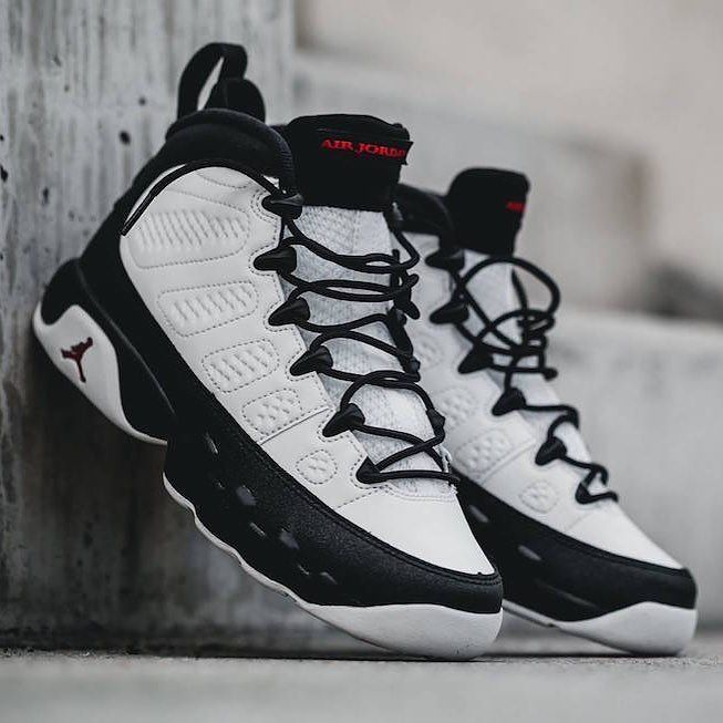 Restock: Air Jordan 9 Retro OG