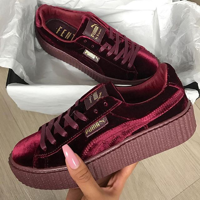Puma Creepers Purple