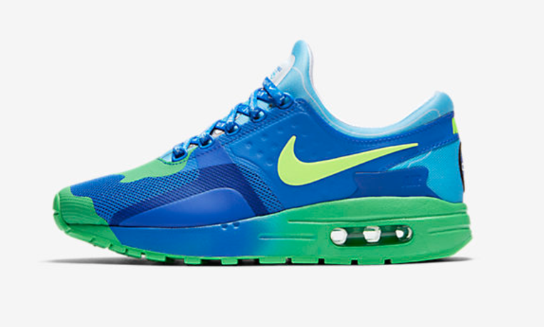 buy popular 7468a d8df6 Now Available: Chase's Nike Air Max Zero