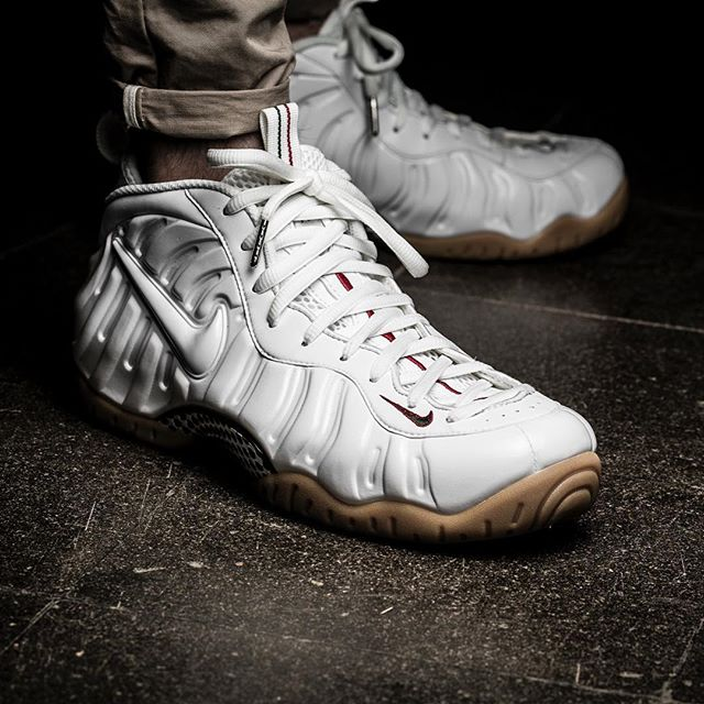 on sale b0eac 00f72 the nike air foamposite pro white gucci
