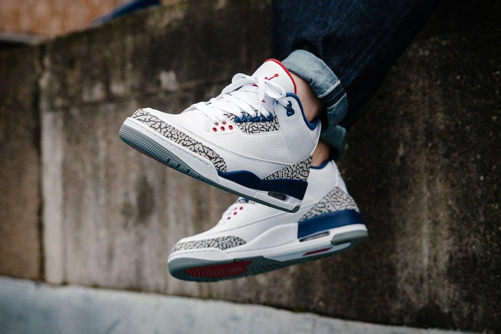 brand new 942e8 670a2 ... white fire red true blue cement grey 16ho s 63d95 327e4  discount code  for air jordan 3 retro og true blue under retail d470c 7b8c5