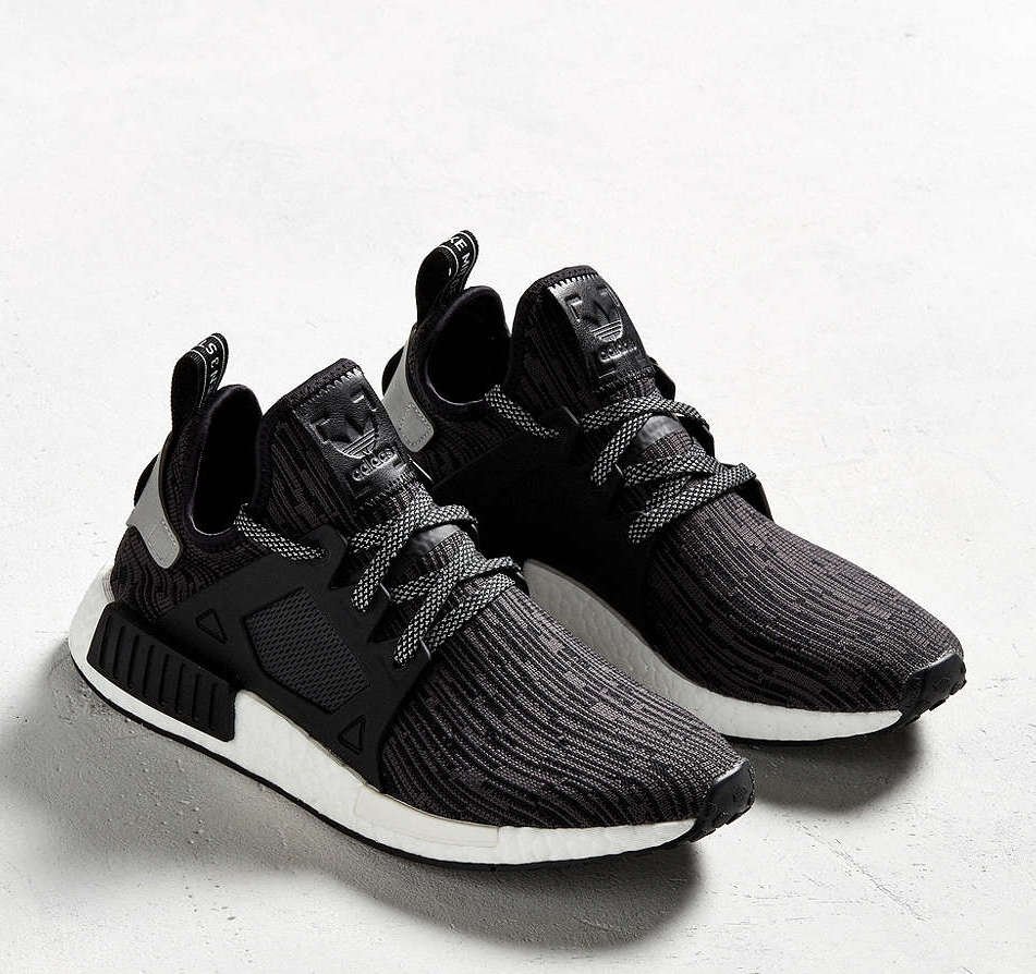 Now Available Adidas Nmd Xr1 Primeknit Core Black Sneaker Shouts