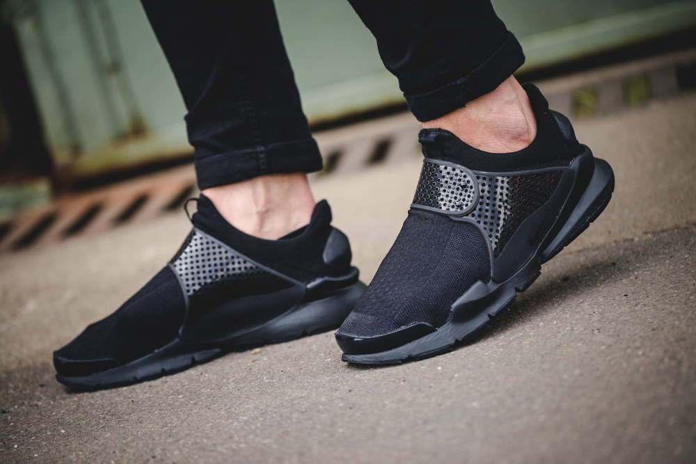 big sale a809f 9ca0f 50% OFF the Nike Sock Dart