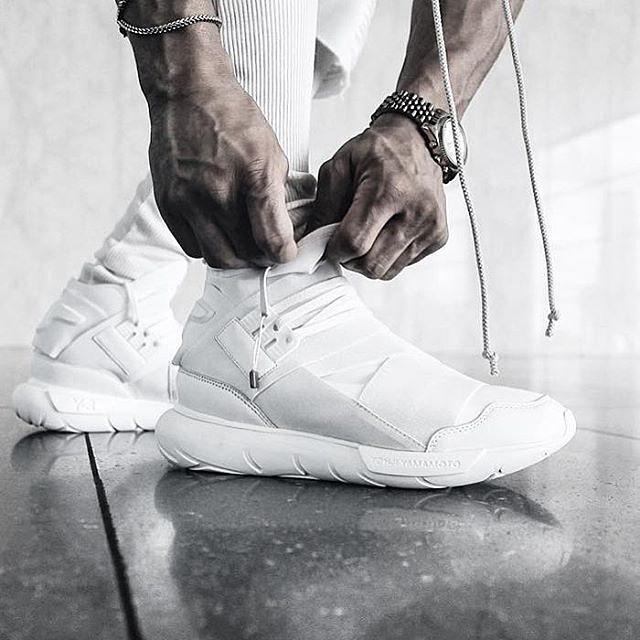 45387ae15a73a 50% OFF the adidas Y-3 Qasa High