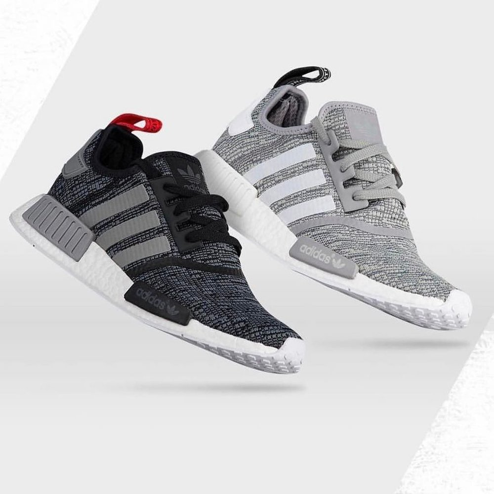 Bb 2884 adidas NMD R1 Black Glitch Camo 13