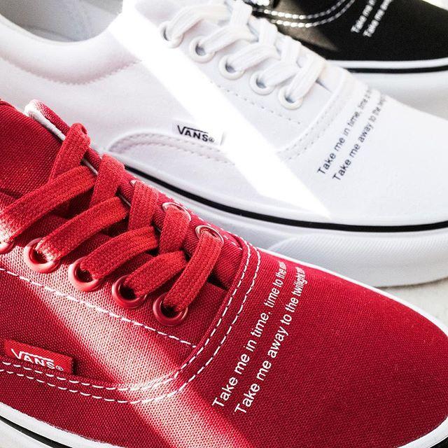 niższa cena z wyprzedaż resztek magazynowych lepszy Now Available: Undercover x Vans Vault Era — Sneaker Shouts