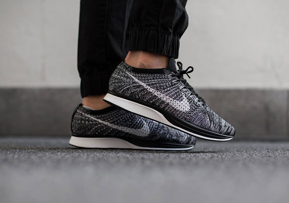 brand new 04b83 4d3fc Now Available  Nike Flyknit Racer 2.0