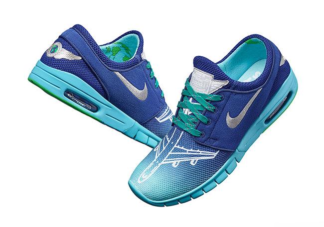 save off 534fa fd40f Restock: Nike Stefan Janoski Max