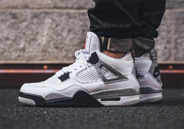 nike air jordan 4 cement restocked
