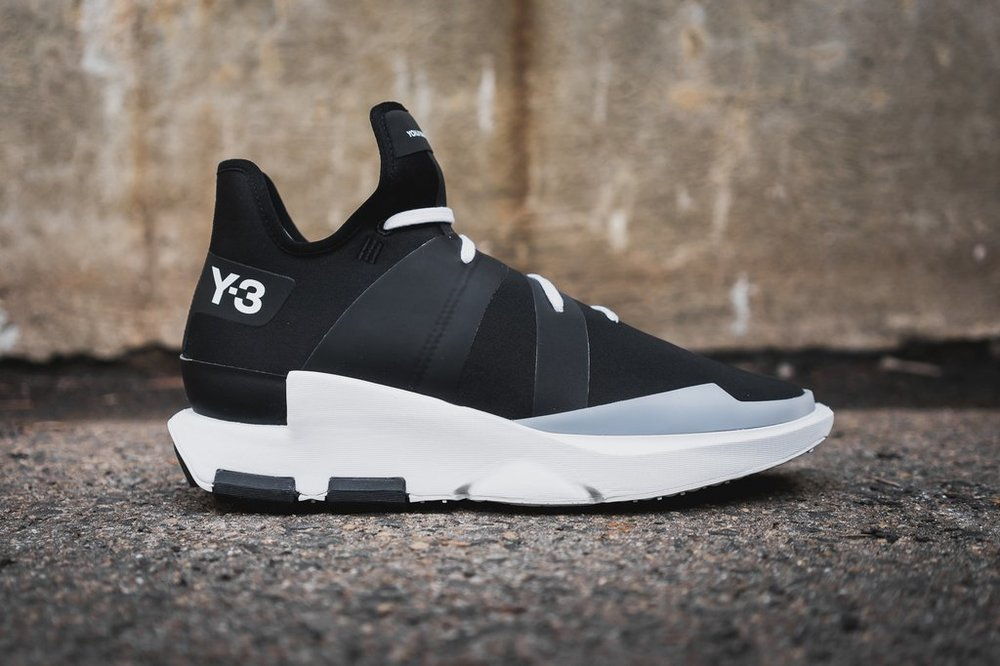 official photos e361f 8b46f Now Available  adidas Y-3 Noci Low
