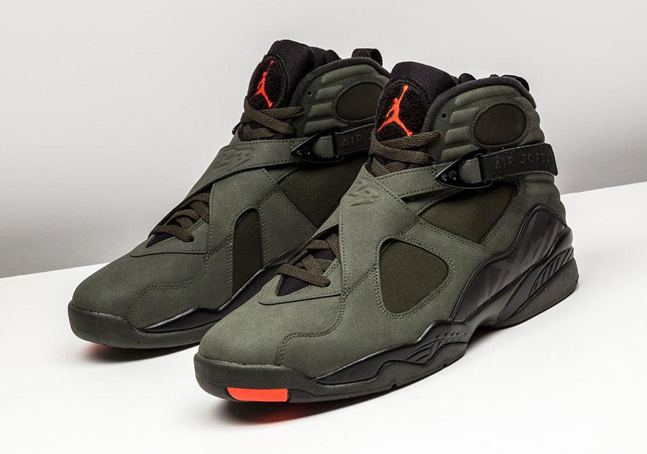 Restock: Air Jordan 8 Retro \