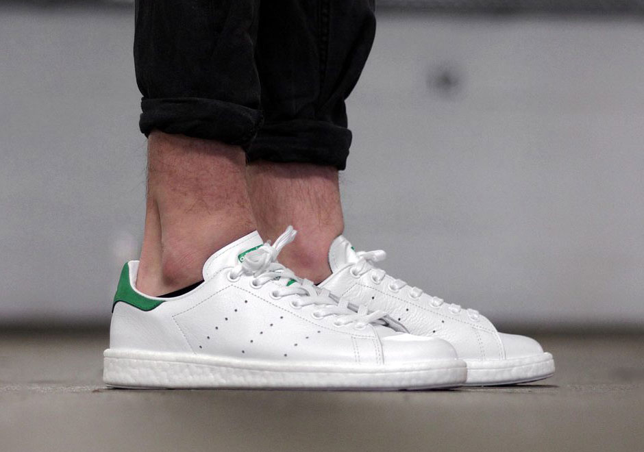 Now Available: adidas Stan Smith Boost