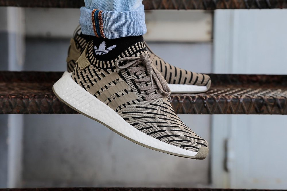 monsterkicksconsignment . Adidas NMD R2 PK [Olive