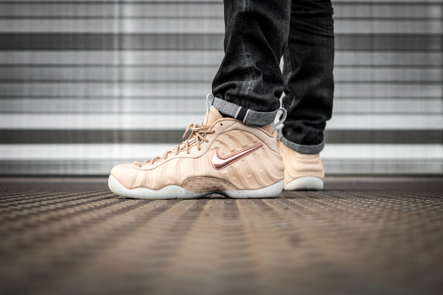 check out 4c418 ddab8 Restock  Nike Air Foamposite Pro QS