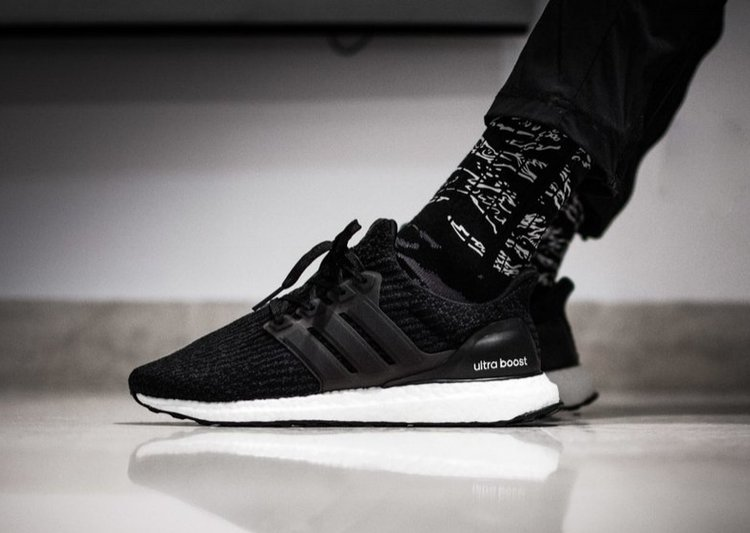7110bfa6eb5 ... usa adidas ultra boost 3.0 core black under retail u2014 sneaker shouts  2cc4c ade3b