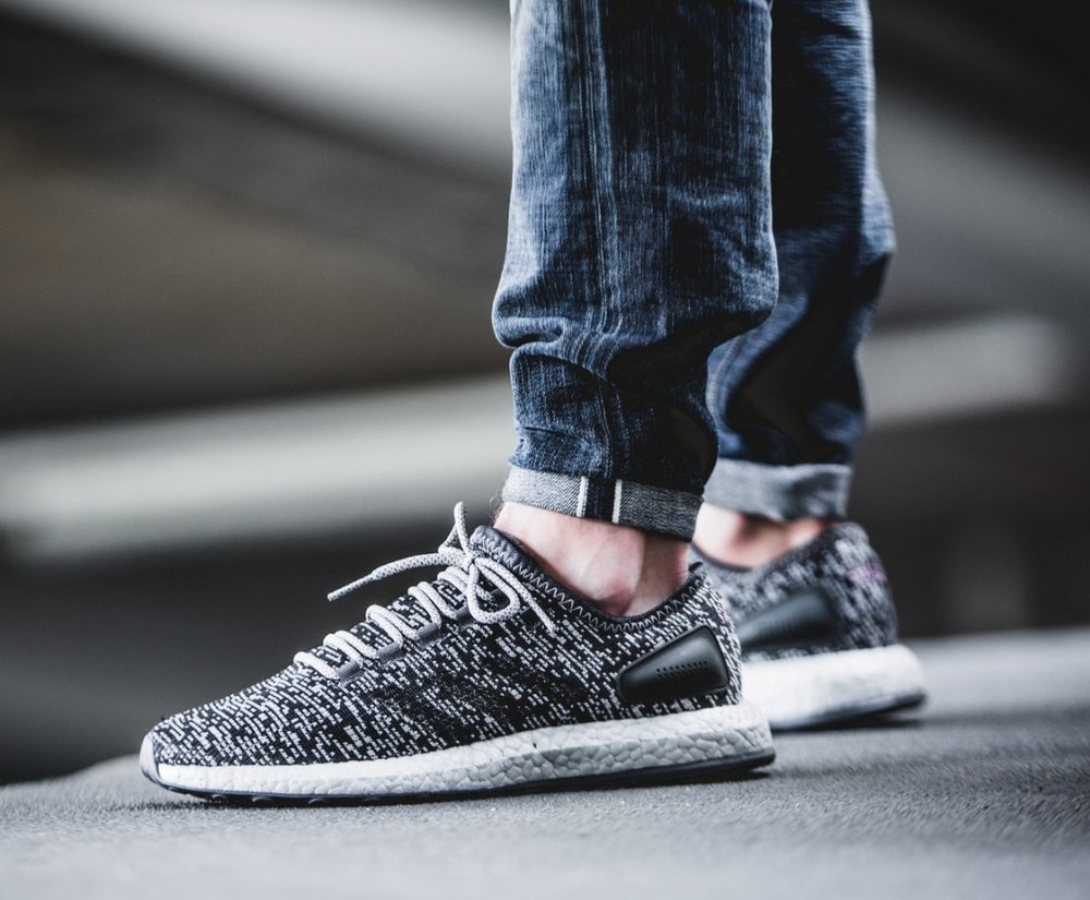 low priced 22fdf abb4c adidas Pure Boost