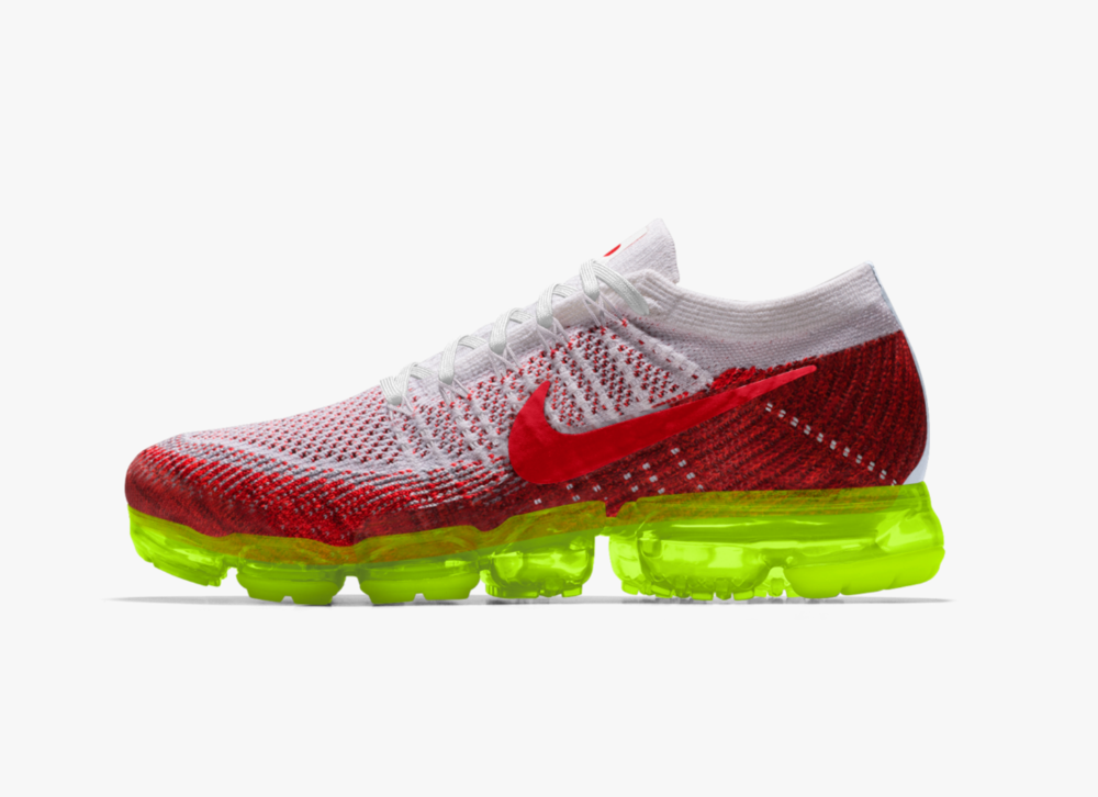 e80439210cf7f6 Now Available  NikeID Air VaporMax Flyknit — Sneaker Shouts