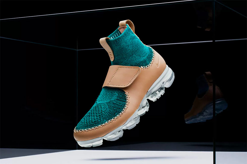 148b92c04ab Now Available  Marc Newson x NikeLab Air VaporMax Mid — Sneaker Shouts