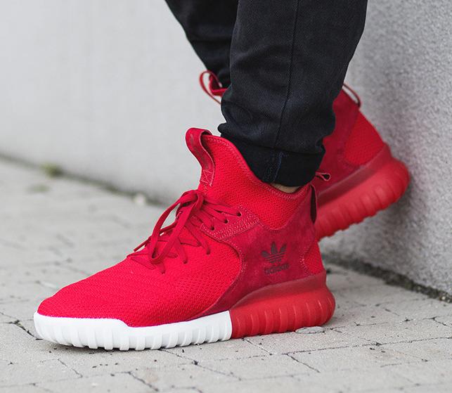 new concept 2fa05 7e95c low cost adidas tubular x red white faf81 0f3e2