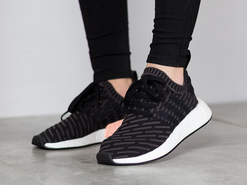 NMD R2 way more comfy than R1, approaching UB comfort : Sneakers