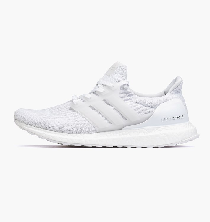 UA Ultra Boost 3.0 Gray White Yeezy Trainers Shop