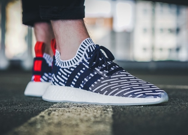 separation shoes df773 e0e6a Now Available: adidas NMD R2 Primeknit