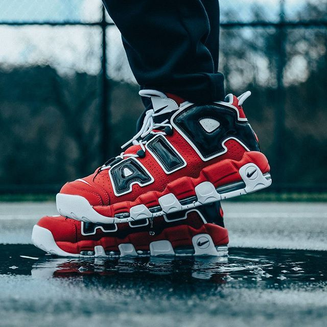 differently f64f7 202bf Now Available  Nike Air More Uptempo 96