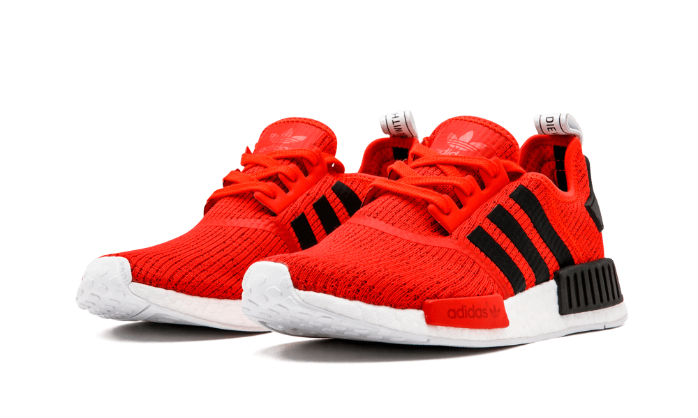 adidas nmd r1 mistery red