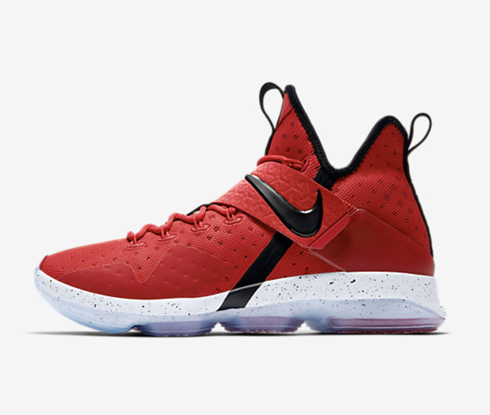 8714391dca8 Now Available  Nike LeBron XIV