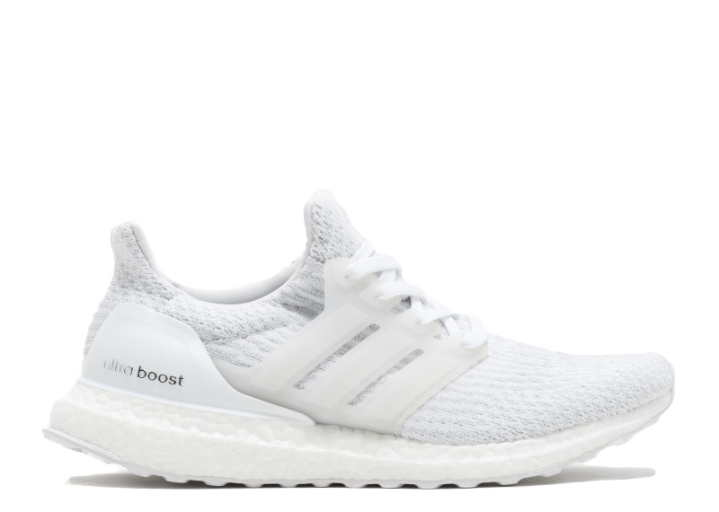 Adidas Ultra Boost White 3.0 For Sale