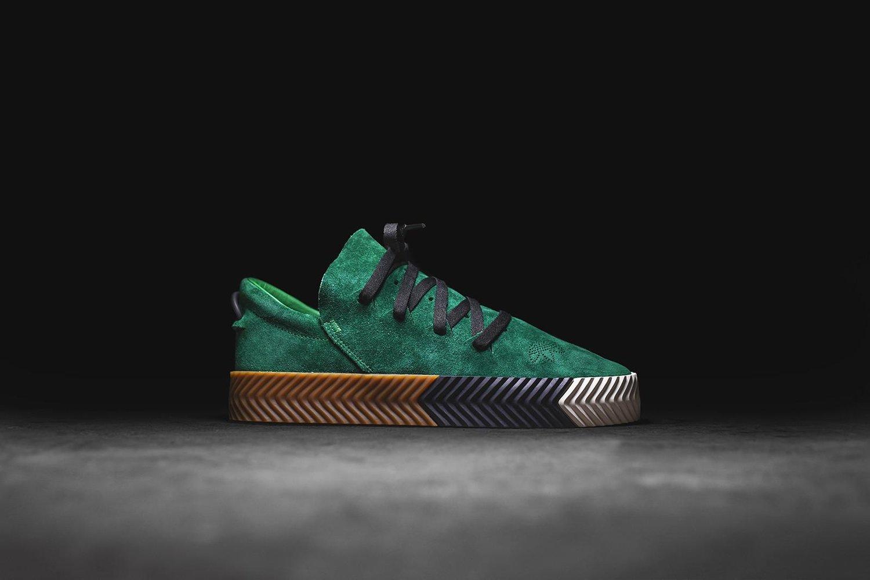 brand new d5ed1 619c4 Restock Alexander Wang x adidas AW Skate