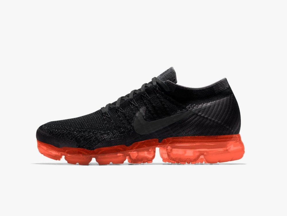 98b6c8f107 Now Available: Nike Air VaporMax Flyknit on NikeID — Sneaker Shouts