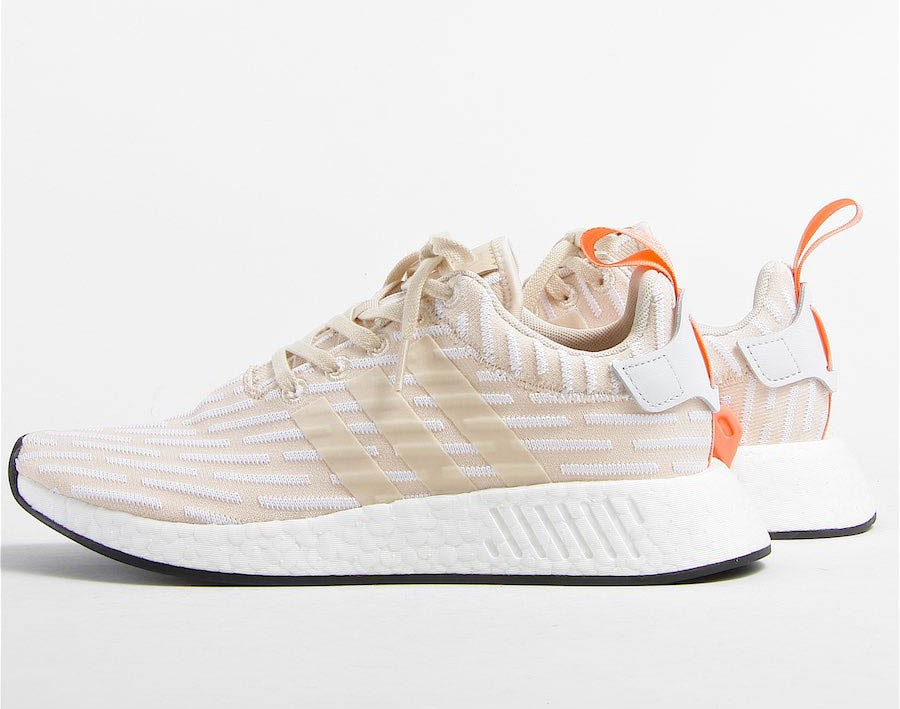 Now Available Adidas Nmd R2 Primeknit Salmon Pink Sneaker Shouts