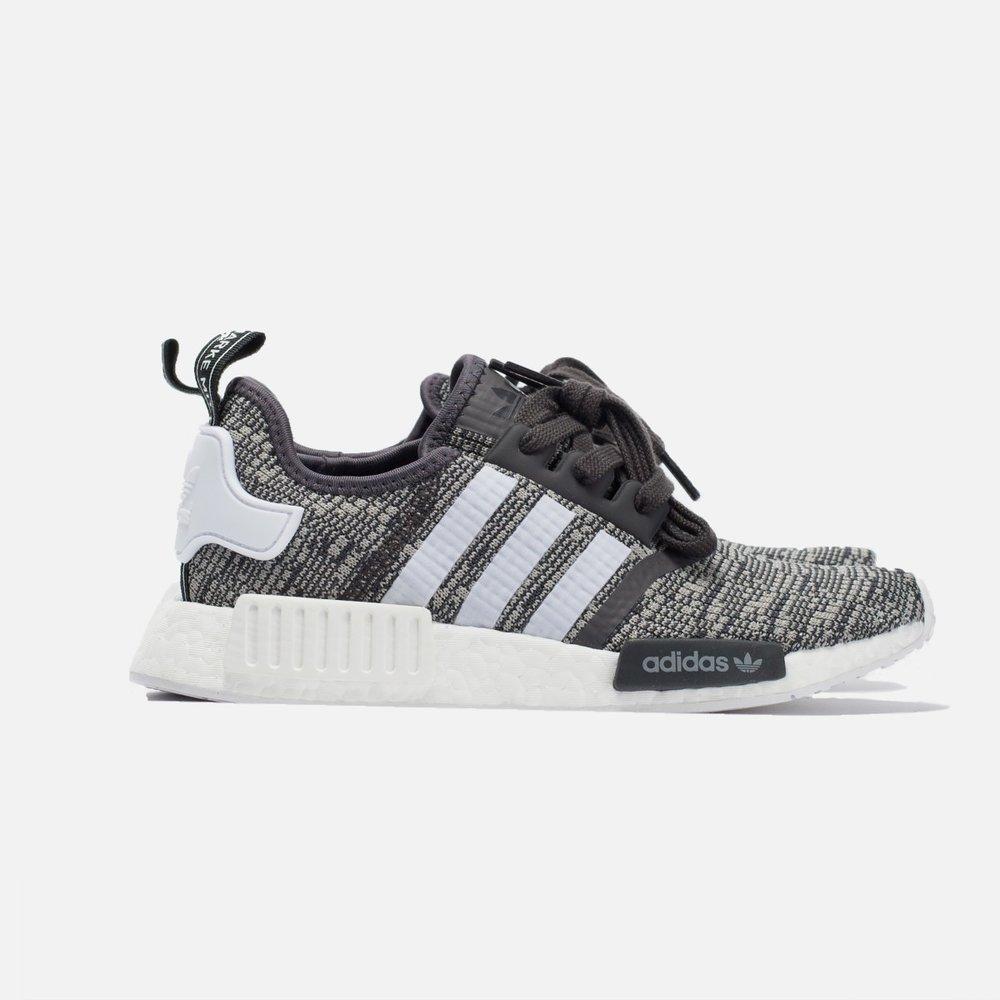 sports shoes c569d 8f4c1 Restock Womens adidas NMD R1 Knit
