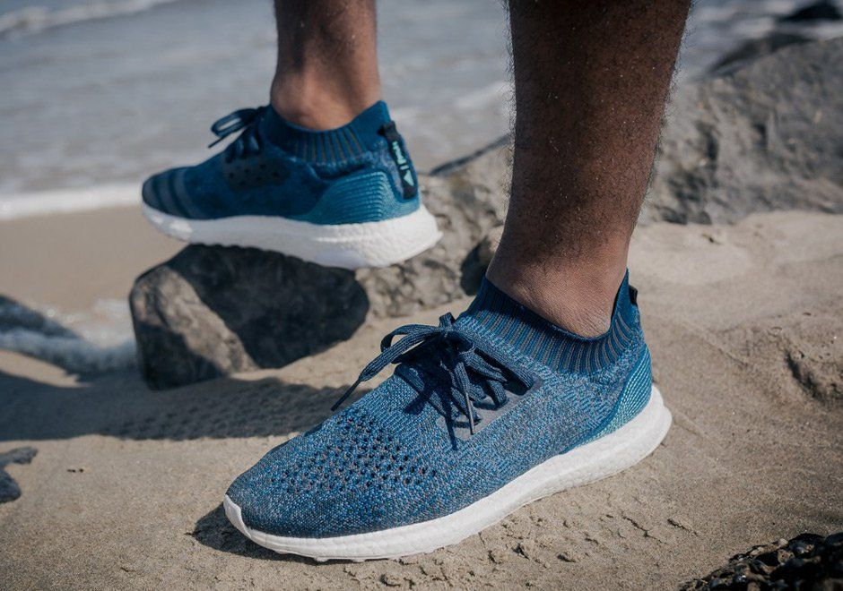 b72d6be1958b1 Now Available  Parley x adidas Ultra Boost Uncaged — Sneaker Shouts