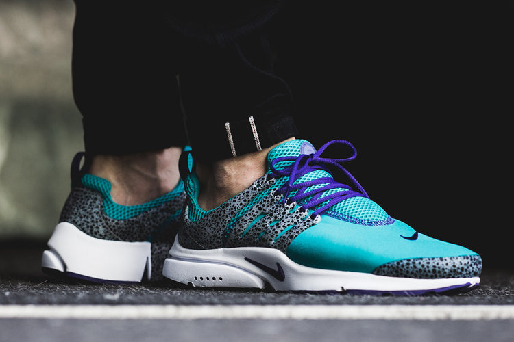 6bf454ad20 Now Available: Nike Air Presto QS Safari