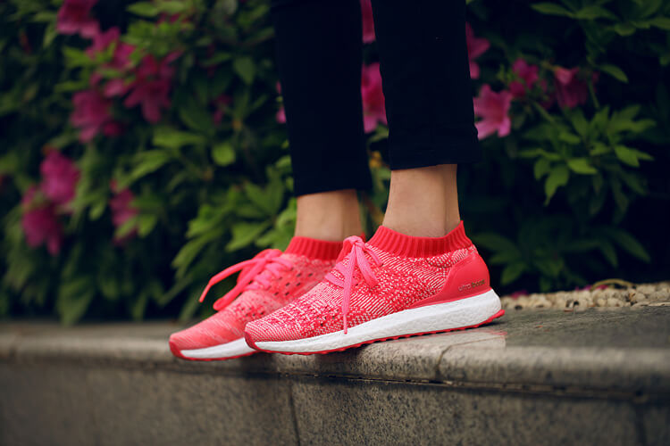7ed670d8c70fbc ... denmark womens adidas ultra boost uncaged ray red under retail f8728  357b5