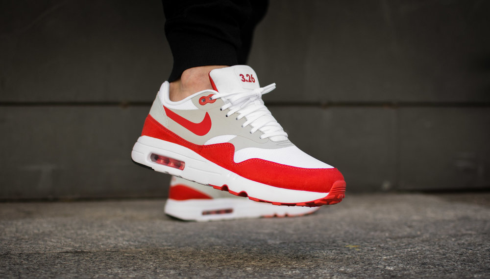 nike air max 1 ultra 2.0 le red