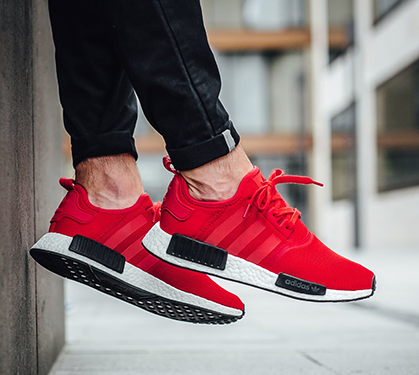 Adidas NMD R1 Winter wool LacedUp
