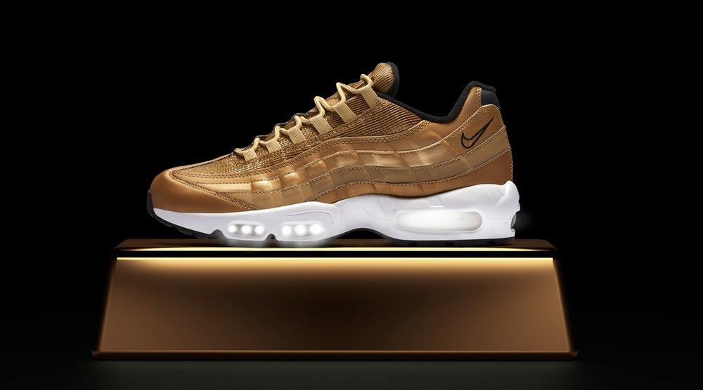 5c5beb162a Restock: Men's Nike Air Max 95 QS